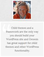 Matt Mullenweg on Genesis Theme Framework for WordPress