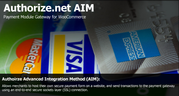 Authorize.net Payment Extension