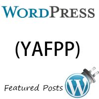 Featured Posts Plugin for WordPress
