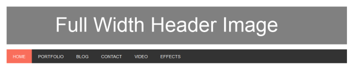full header banner