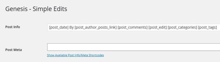post meta shortcodes