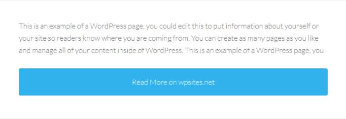 center read more link button
