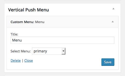 vertical-left-side-push-widget