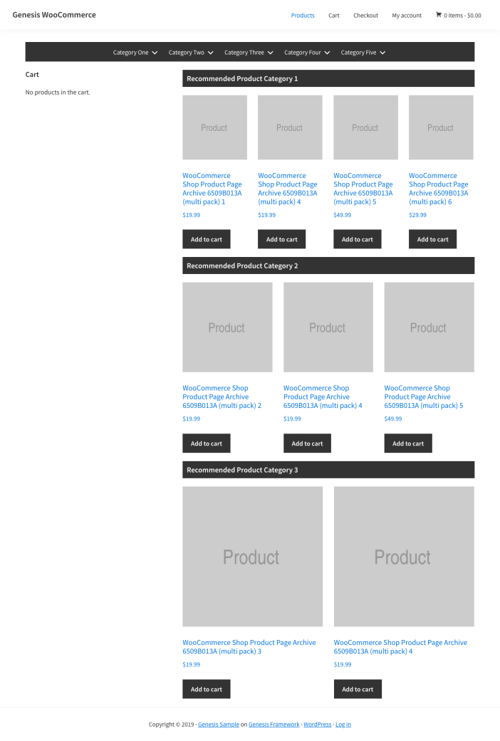 WooCommerce-Front-Page-Template-For-Genesis