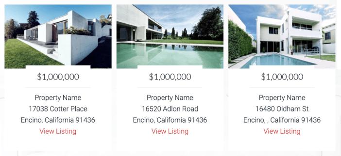 Add custom field AgentPress listings widget