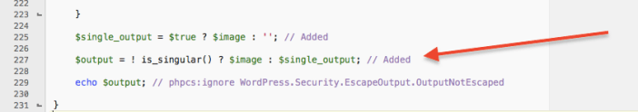 header functions file