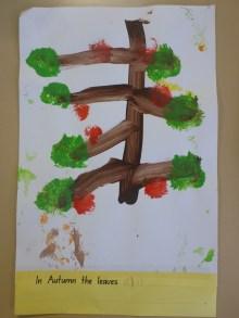 Autumn Tree Painting (11)