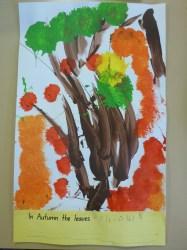 Autumn Tree Painting (19)