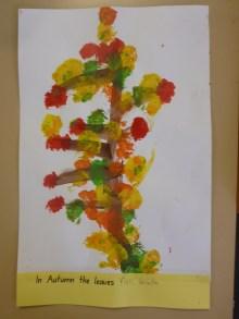 Autumn Tree Painting (6)