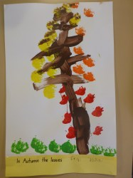 Autumn Tree Painting (7)