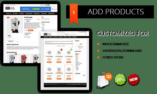 Woocommerce affiliate