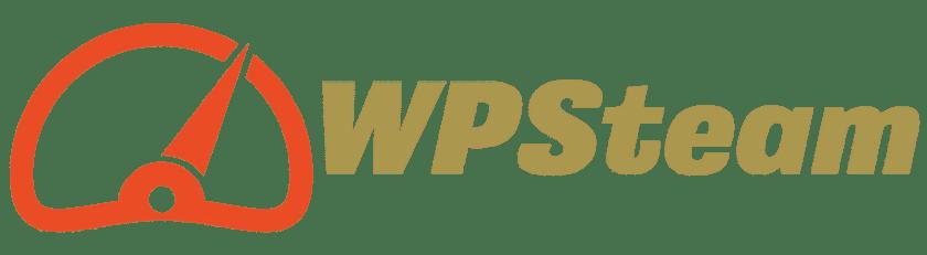 WPSteam Logo Large
