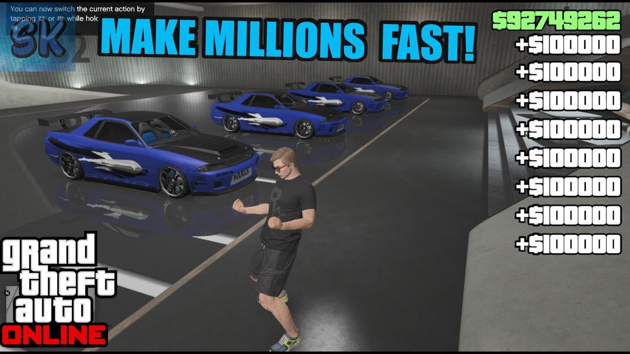 IT'S BACK this EASY GTA 5 ONLINE MONEY GLITCH TO HELP MAKE YOU MILLIONS in GTA 5 MONEY GLITCH GTA V – The Viral Inn