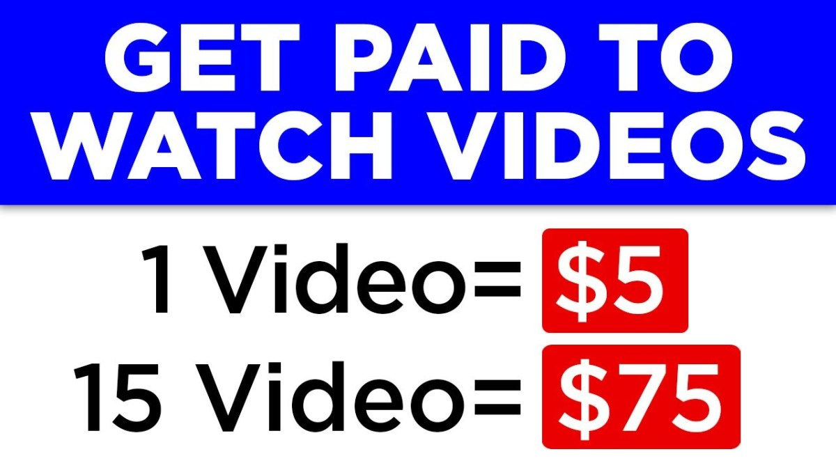Earn $75 Your FIRST DAY Watching Videos Online (Make Money ...