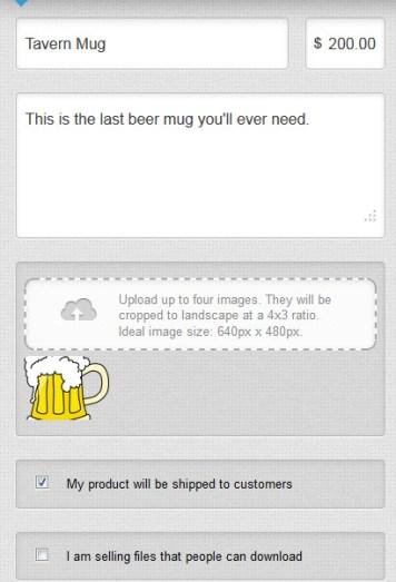 ShopLocket Product Editing