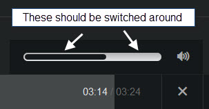 AudioTheme Volume Slider