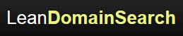 Lean Domain Search Logo