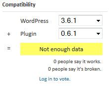 PluginCompatibility