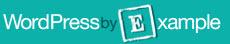 WordPress By Example Logo