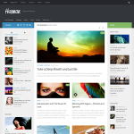 Hueman WordPress Theme