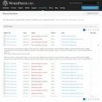Mockup of Documentation Issues Tracker