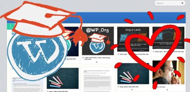 WpSchoolFrontPage