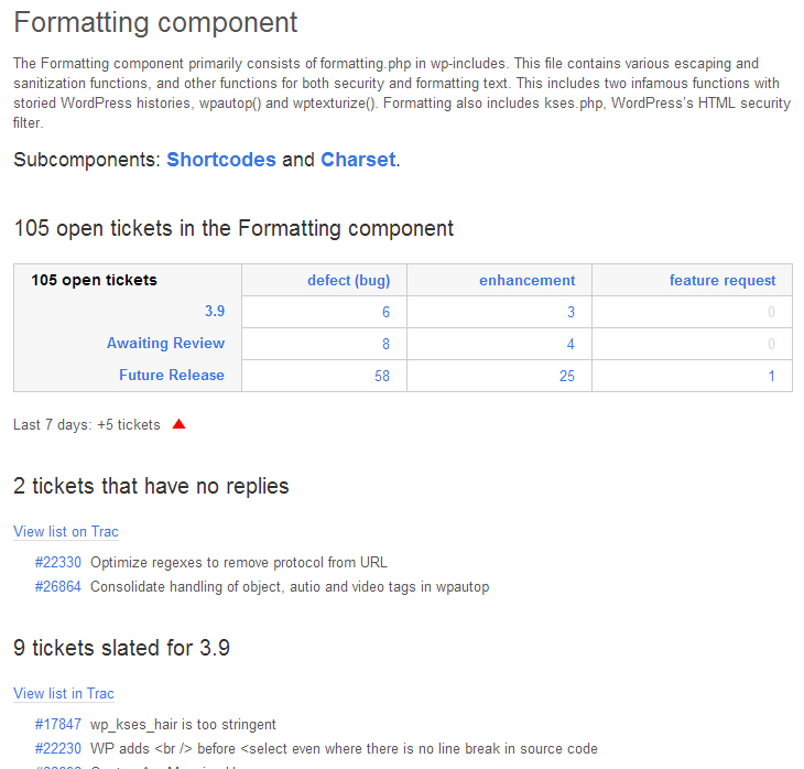 formatting-component