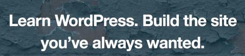 Landing Page For BobWPTutorials