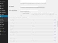 User Profile Meta