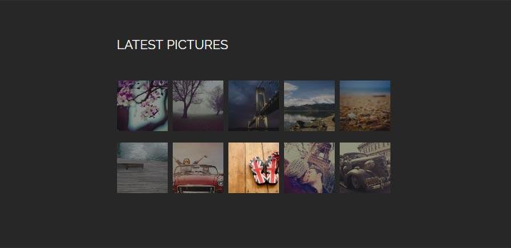latest-pictures-widget