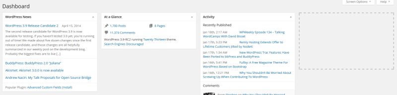 The Result Of A Responsive Dashboard