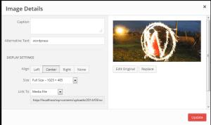 Image Editing In WordPress 3.9
