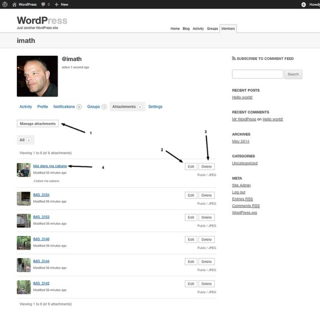 attachments-user-profile