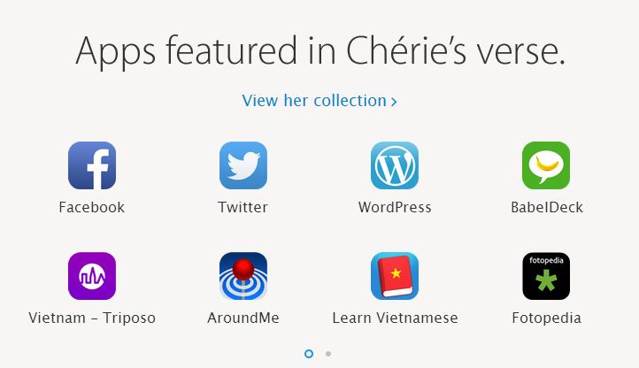 cherie-apps
