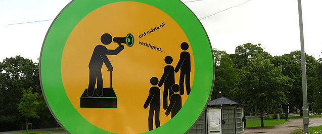 Spreading The Word Of Security Issues Through A Megaphone