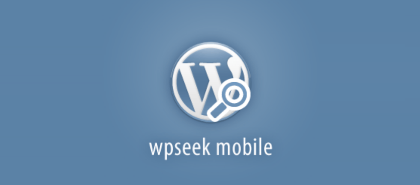 WPSeek Mobile: A WordPress Function Reference on the Go