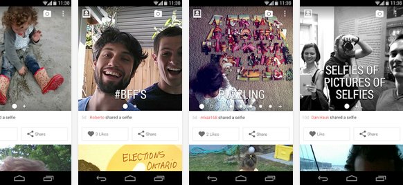 Automattic's Planned Gravatar App Morphs Into a Selfies App for Android