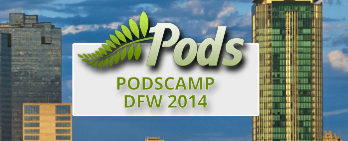 The First Ever Podscamp