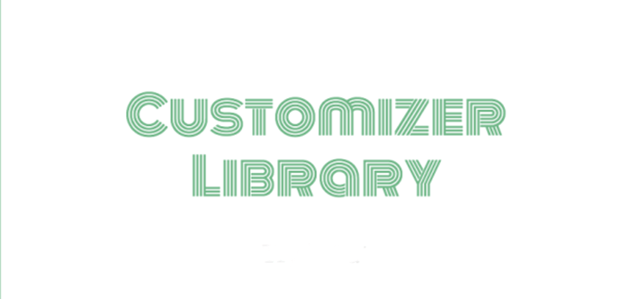 customizer-library