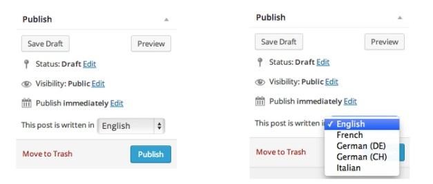 post-lanugage-publish-box