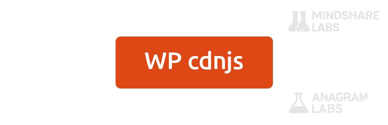 WordPress cdnjs Plugin Makes It Easy to Offload Scripts