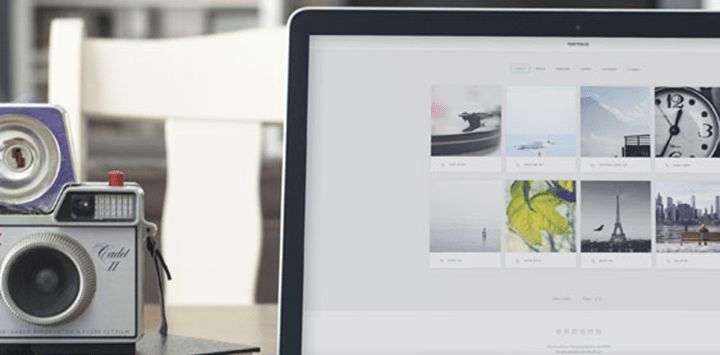 GavickPro Releases Free WordPress Portfolio Theme for Design, Art and Photography Websites