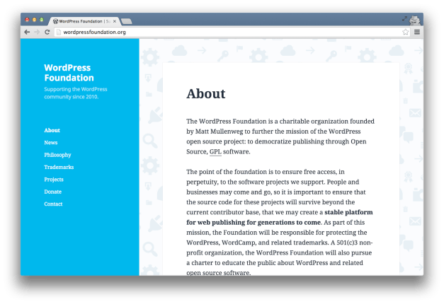 wordpress-foundation