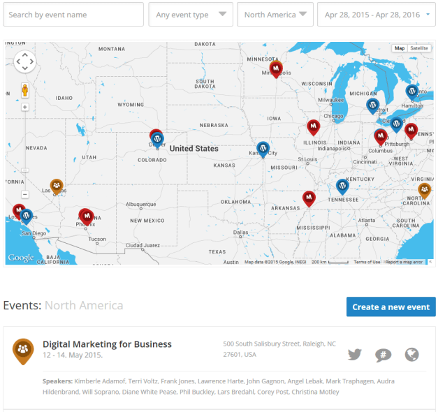 Events Across the US