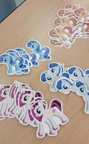 My Little Pony Stickers