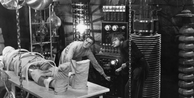 photo credit: Frankenstein (1931) - (license)