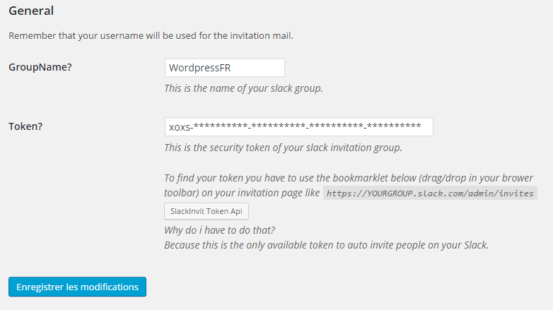 New WordPress Plugin Automates Slack Team Invitations