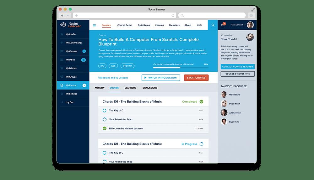 BuddyBoss Expands Into LMS Market with Free BuddyPress