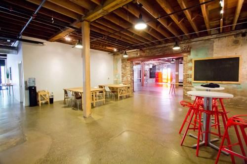 inside Impact Hub