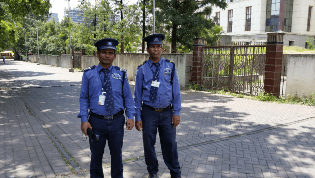 Indian Policemen
